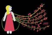 La veu del cantant