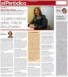 Article diari El Periodico